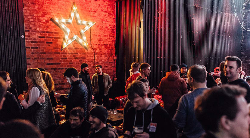 Digbeth Dining Club are scrapping entrance fees and giving out free beer to dads this Father's Day