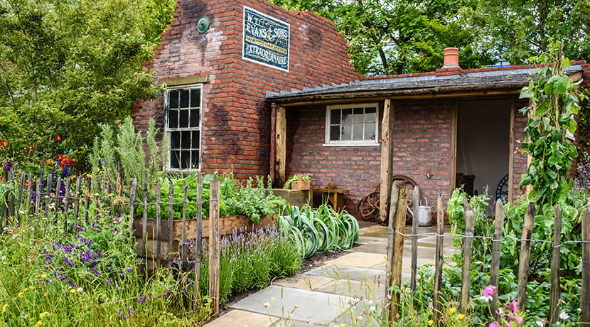 Jewellery Quarter-themed garden has scooped this year's top prize at BBC Gardeners' World Live