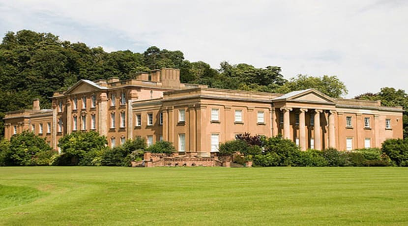 Himley Hall and Park introduces free parking