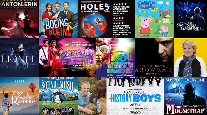 Brand new season of shows announced for Grand Theatre