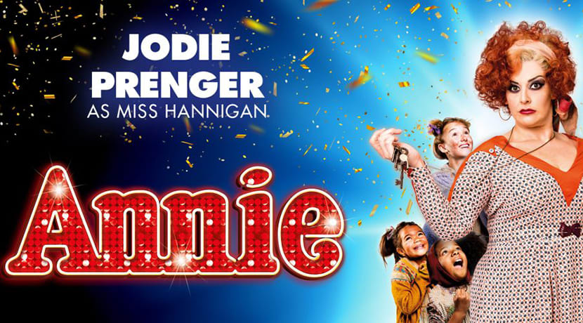 Annie returns to Birmingham Hippodrome this summer