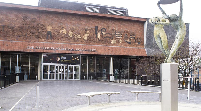 Potteries Museum nominated for national award