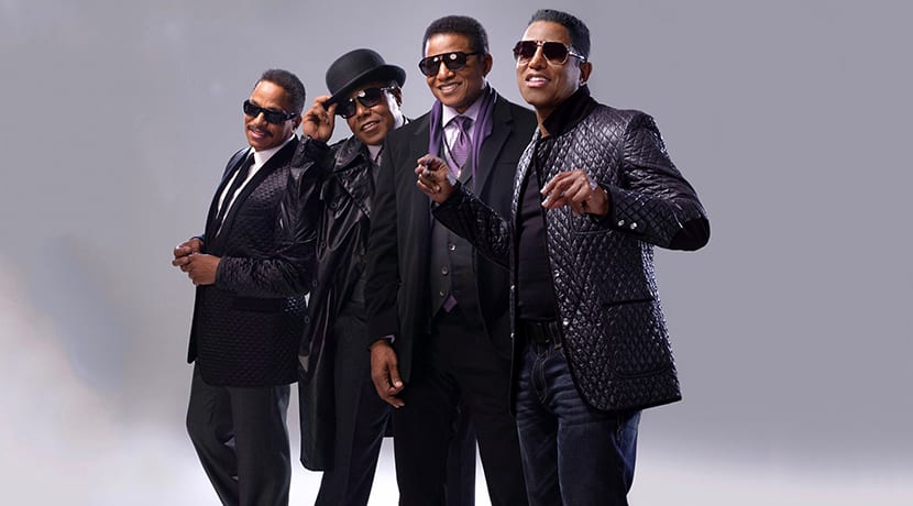The Jacksons talk ahead of Mostly Jazz perfomance