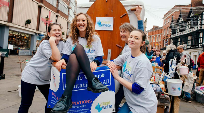 Village Water's Safe Water & Sanitation for All appeal raises over £292,000