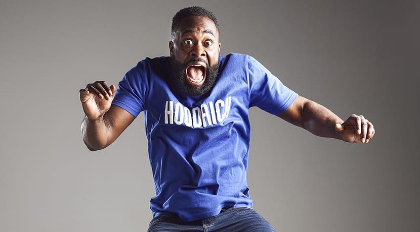 Britain's Got Talent golden buzzer comedian to play Shrewsbury