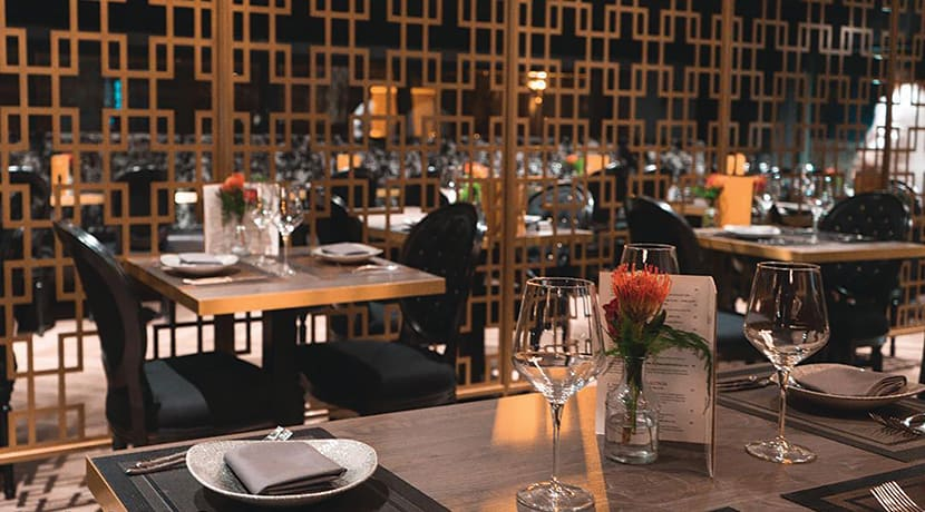A unique and relaxed Indian dining experience to stimulate the senses at Blanc NRI