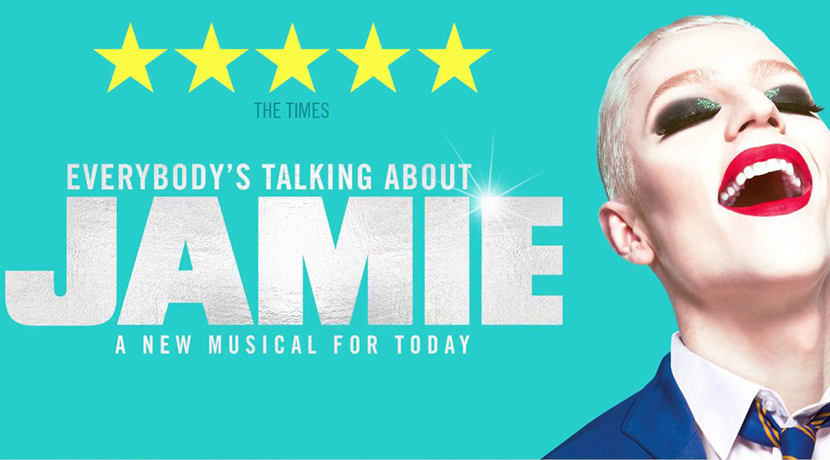 Everybody's Talking About Jamie is coming to Birmingham