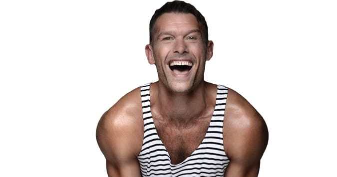John Partridge comes to Shrewsbury in the classic musical Cabaret