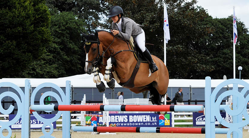 The British Showjumping National Championships and Stoneleigh Horse Show