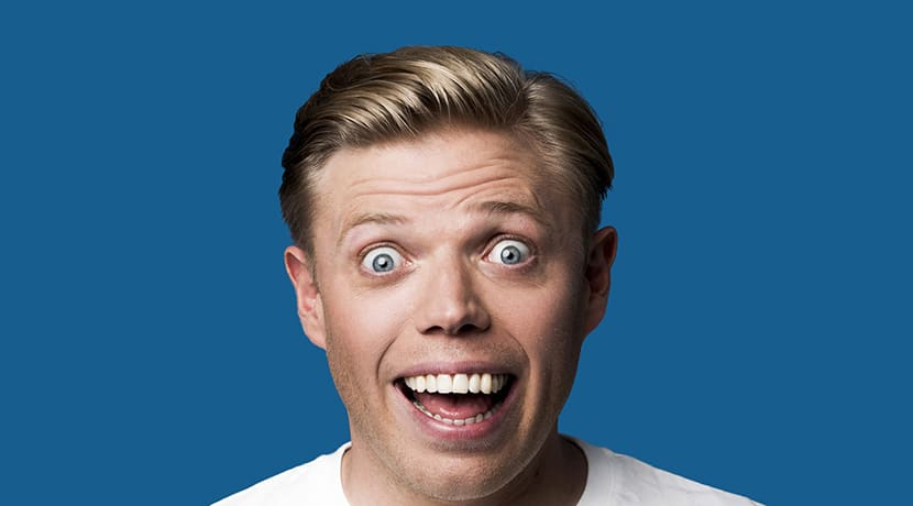 Rob Beckett - Work In Progress