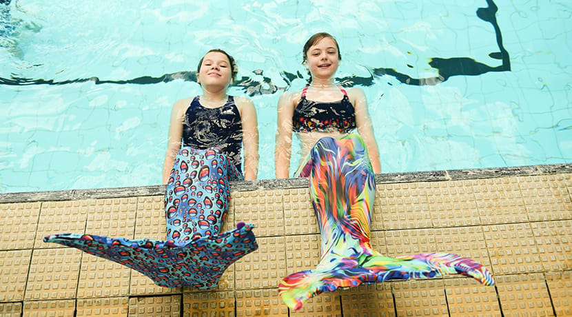 Mermaid experience returns to Smethwick Swimming Centre