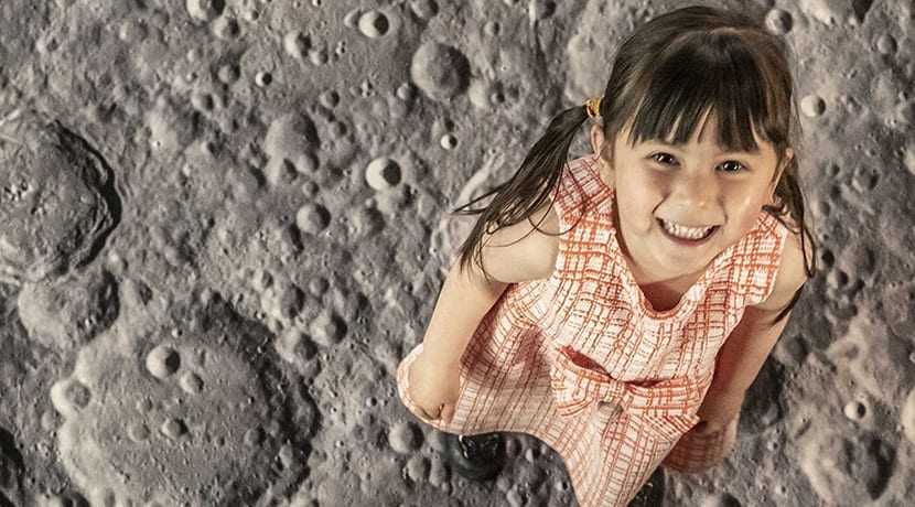 Walk on the moon at Lichfield Cathedral this summer