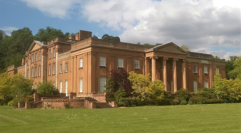 Himley Hall to hold antiques fair