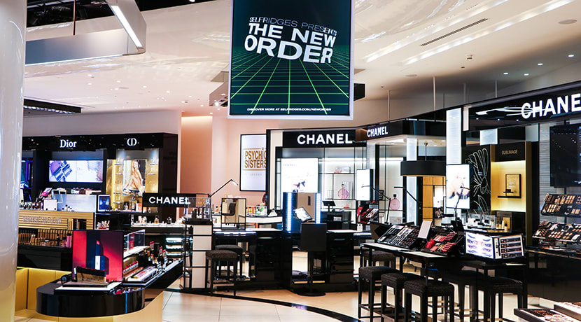 The New Order launches at Selfridges Birmingham for AW19