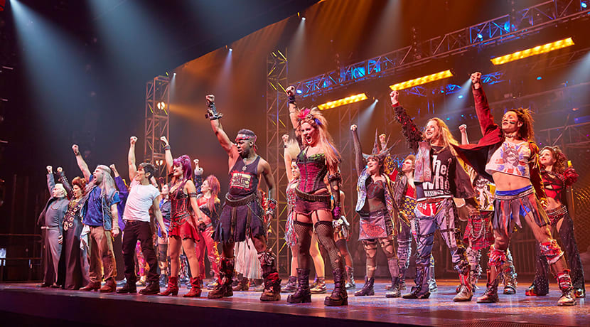 Casting announced for We Will Rock You at Birmingham Hippodrome