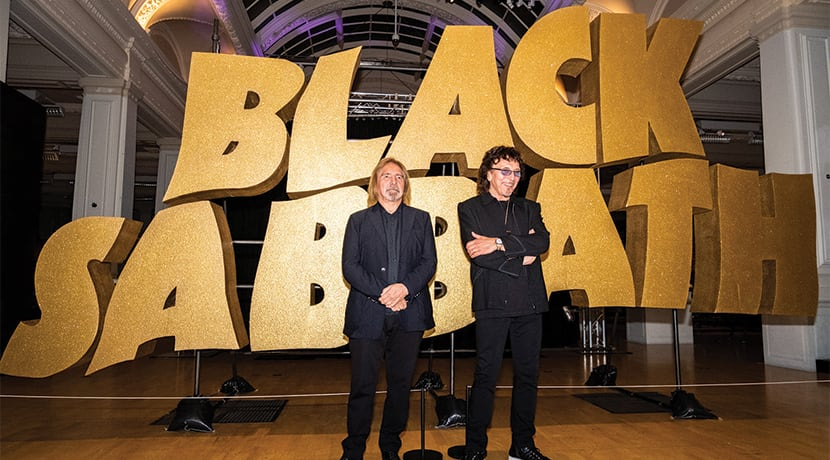 Black Sabbath's Tony Iommi and Geezer Butler talk all things Heavy Metal