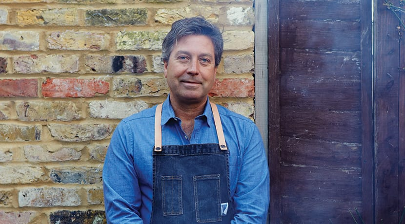 John Torode talks ahead of Shrewsbury Flower Show