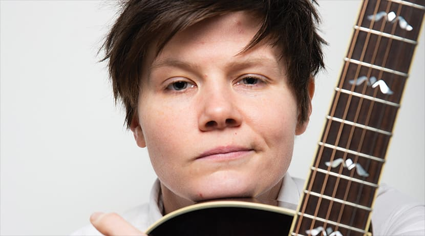 Grace Petrie talks ahead of Shrewsbury Folk Festival