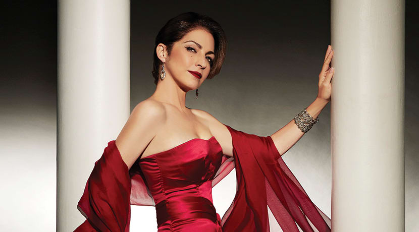 Gloria Estefan talks ahead of On Your Feet!