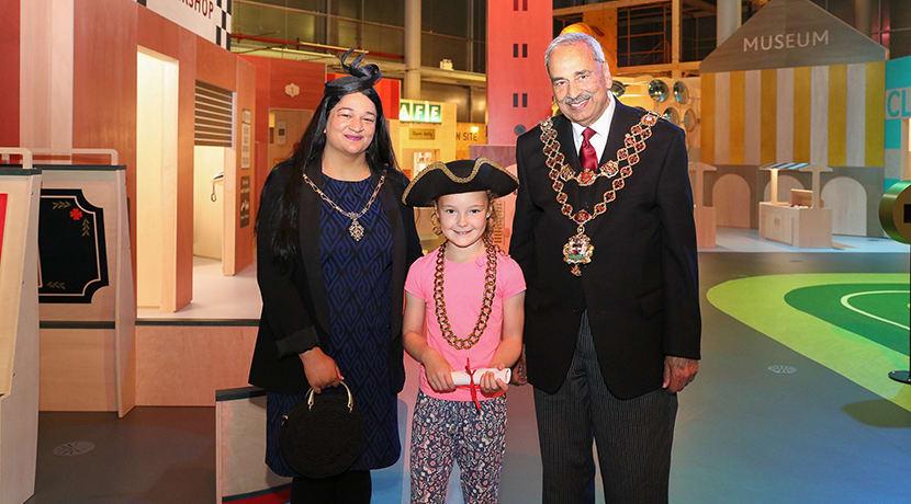 Mayor of Thinktank's MiniBrum crowned