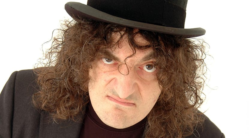 Jerry Sadowitz - Make Comedy GRATE Again!