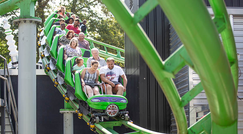 Get 50% off tickets to Drayton Manor today in flash sale