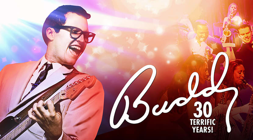 Tickets to Buddy - The Buddy Holly Story