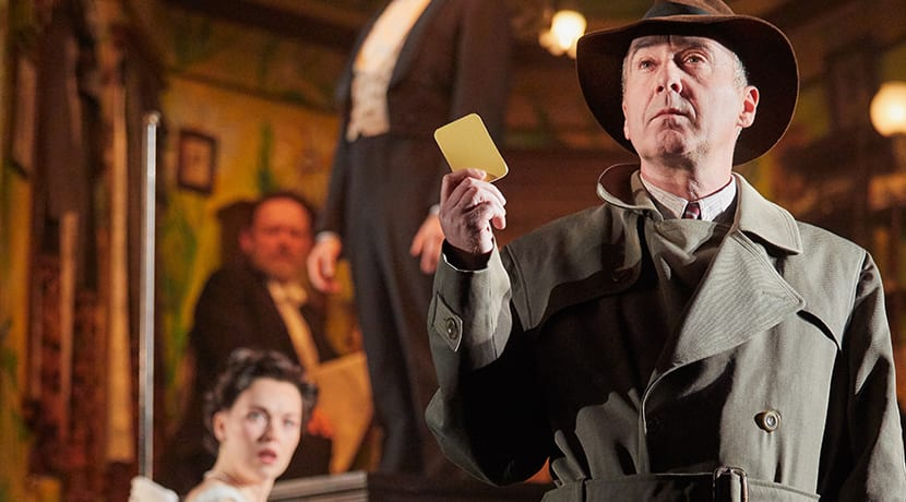 Classic thriller calls on Shrewsbury's Theatre Severn