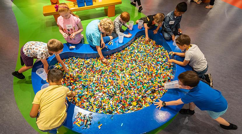 Win a family ticket to LegoLand
