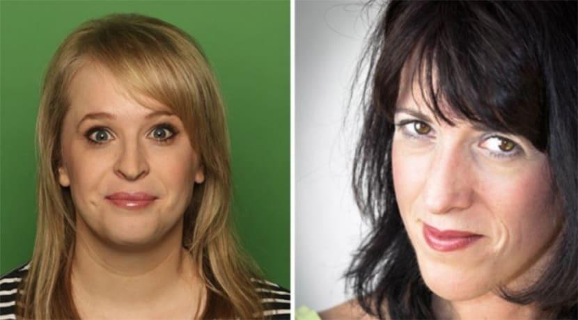 Hayley Ellis & Sally-Anne Hayward