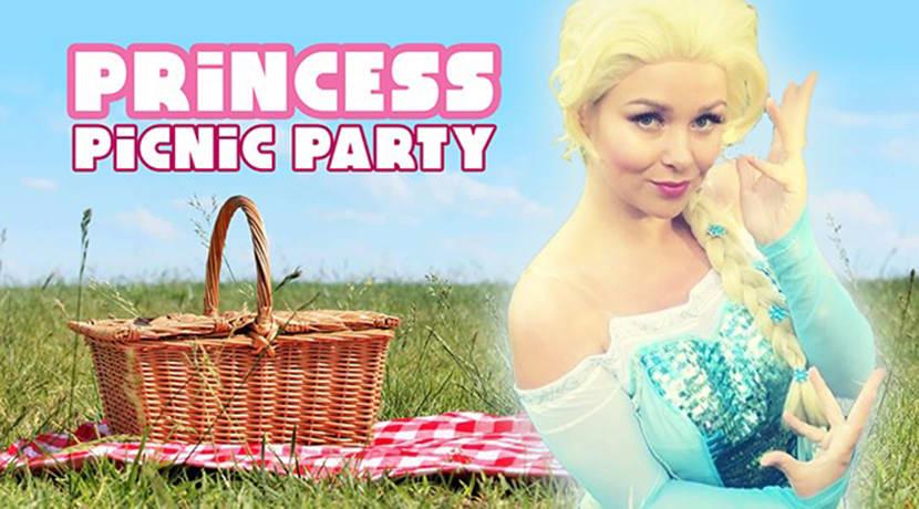 Princess Picnic Party