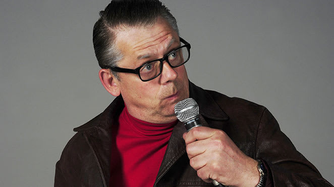 John Shuttleworth's Back