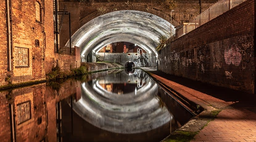 Photography competition launches to mark 250 years of Birmingham Canal Navigations