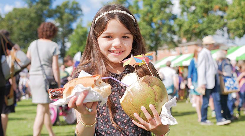 Leamington Food Festival returns next month