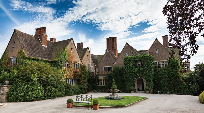 Mallory Court: A truly outstanding Warwickshire gem