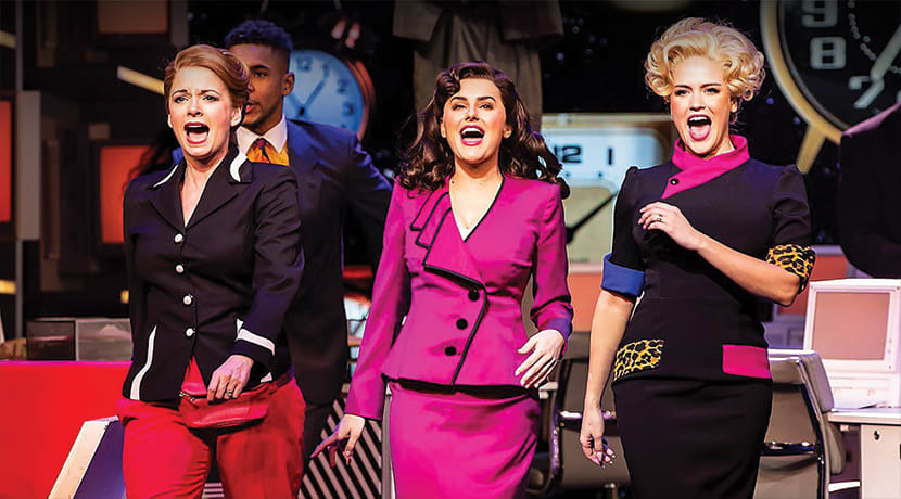 Amber Davies talks ahead of 9 To 5 The Musical