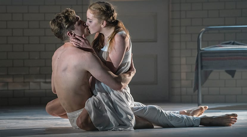 Sir Matthew Bourne talks Romeo And Juliet