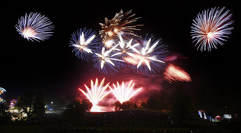 Himley bonfire set to be out of this world