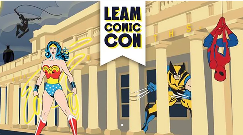 Leamington Comic Con
