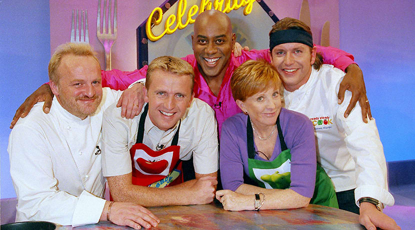 Rylan Clark-Neal to present new Ready Steady Cook reboot