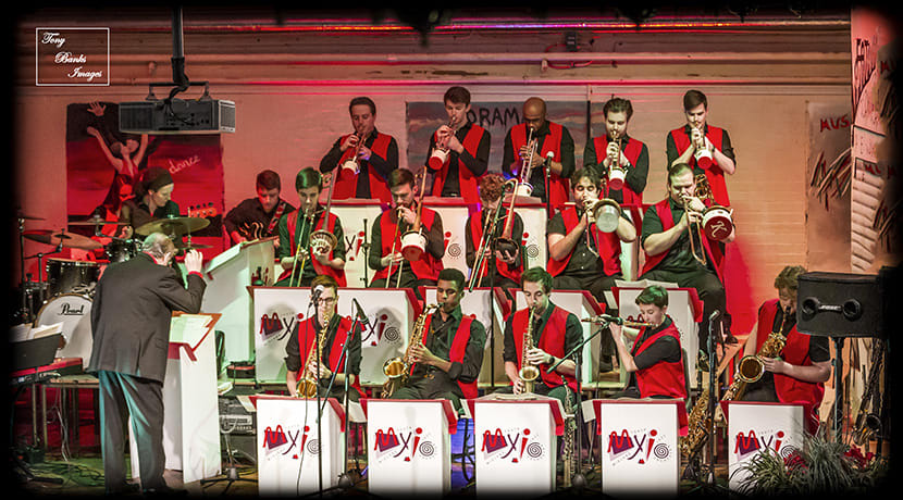 Rotary presents Midland Youth Jazz Orchestra Swing into Autumn