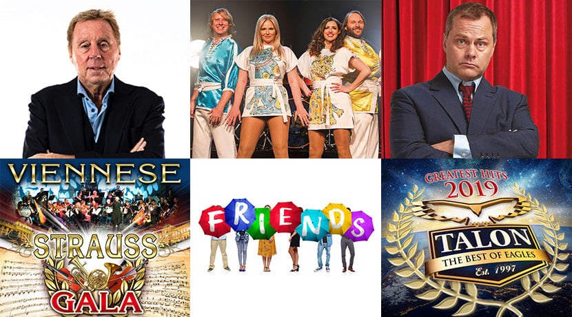 Wolverhampton Grand announce six brand new shows for 2020