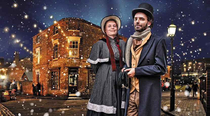 Tickets now on sale for Christmas at Black Country Living Museum