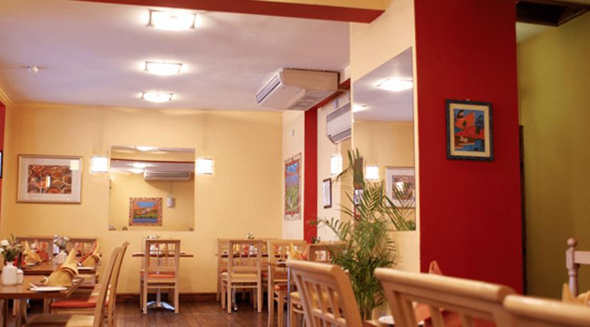 Kidderminster restaurant receives top award