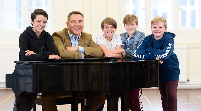 Full casting announced for David Walliams' The Boy In The Dress