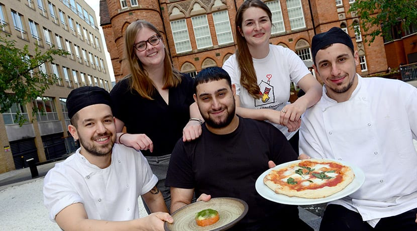 Feast on world flavours at Brindleyplace Food Festival