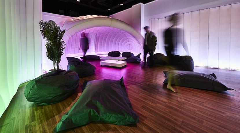 Resorts World create calming 'Zen Zone'