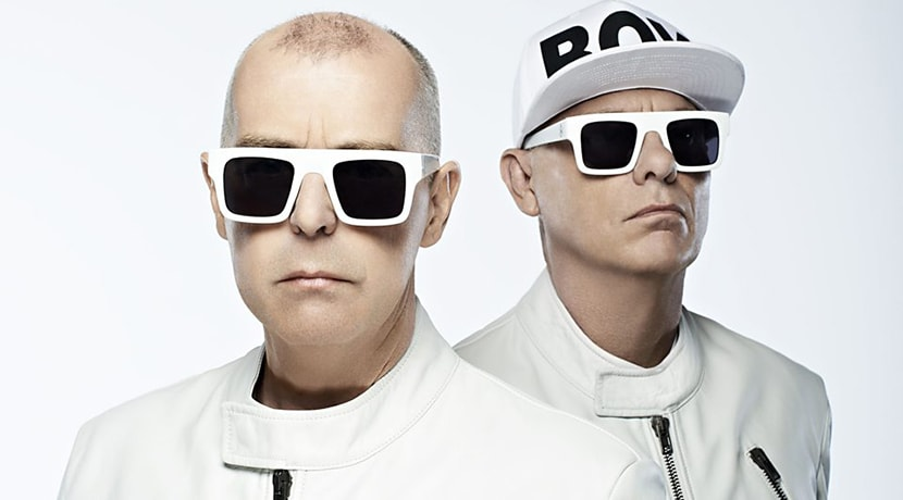 Pet Shop Boys bring their new UK tour to Birmingham