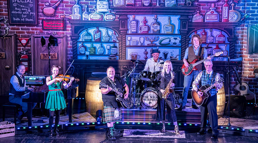 One Night In Dublin comes to The Old Rep