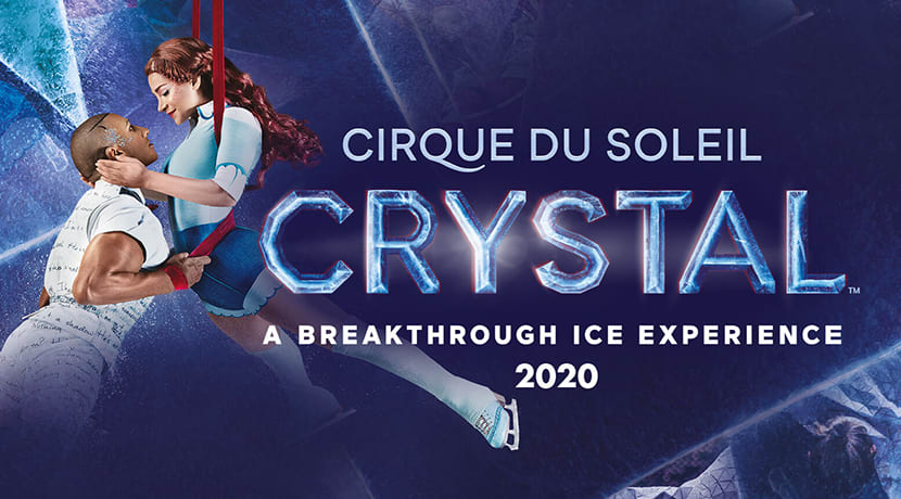 Cirque Du Soleil return to Birmingham in 2020 with their Crystal show